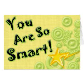 Encouragement Card for Kids - I'm So Proud