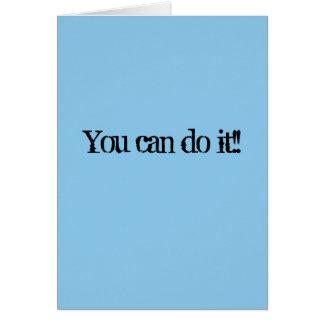 Encouragement Card - Sarcastically!