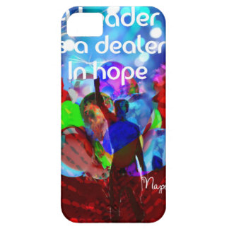Encouragement  message for leadership. iPhone 5 cover