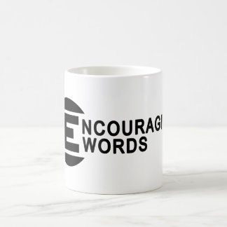 Encouraging Words Coffee Mug