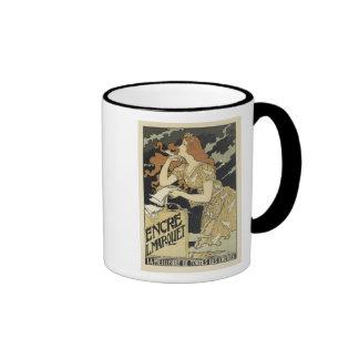 Encre L. Marquet, Eugene Grasset Ringer Mug