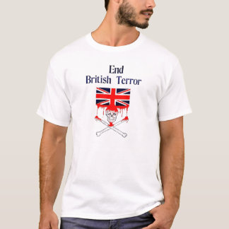 End British Terror T-Shirt