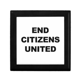 End Citizens United Gift Box
