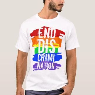 END DISCRIMINATION T-Shirt