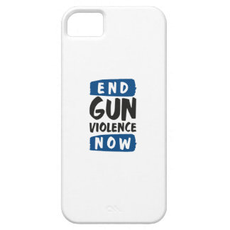 End Gun Violence Now Barely There iPhone 5 Case