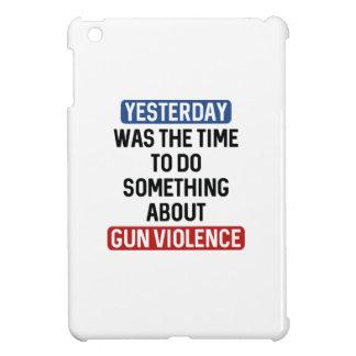 End Gun Violence Now iPad Mini Cover