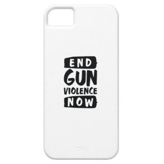 End Gun Violence Now iPhone 5 Cover