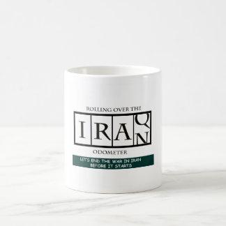 End Iran War Mug