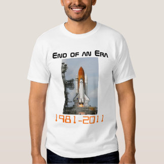End of an Era Tshirts