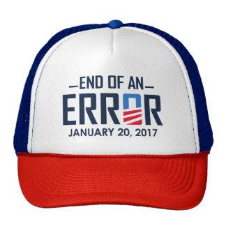 End of an Error Cap