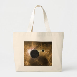 End Of Days Large Tote Bag