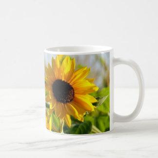 End of Season Sunflowers Mug