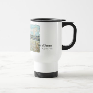 End of Summer, by Susan A. Lennon Stainless Steel Travel Mug