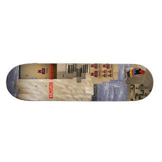 End of Summer Remix Custom Skateboard