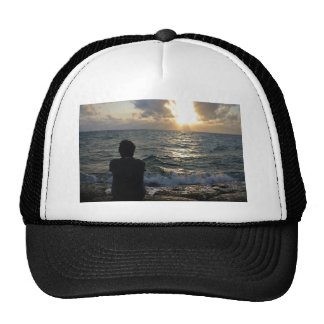 End Of The Day. Hat