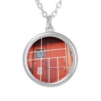 End of The Line Silver Plated Necklace