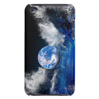 End of the World, conceptual computer artwork iPod Case-Mate Cases