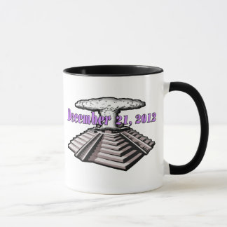 End Of The World  - December 21, 2012 Mug