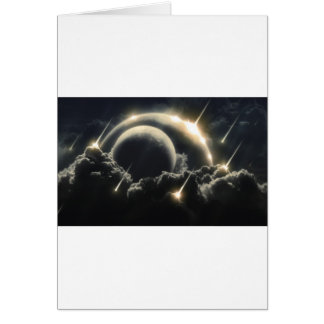End of the World, Impact meteorite Card