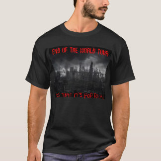 End of the World Tour T-Shirt