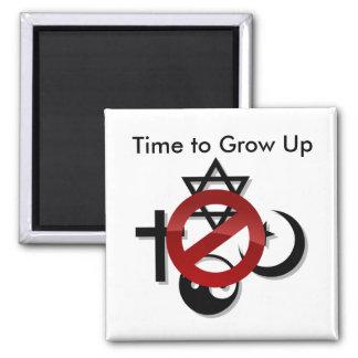 End Religion Magnet