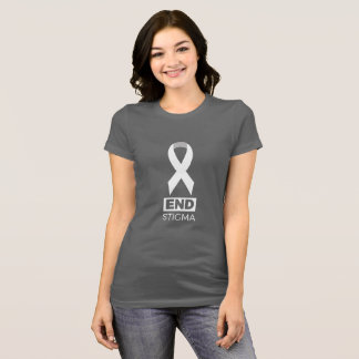 End Stigma for Lung Cancer T-Shirt