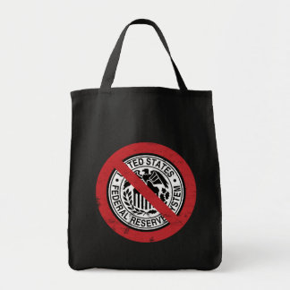 End the Fed Federal Reserve Libertarian Bag