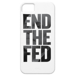 End The Fed iPhone 5 Covers