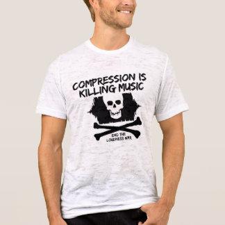 End the loudness war T-Shirt