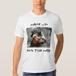 End the War - End it Now! Shirts