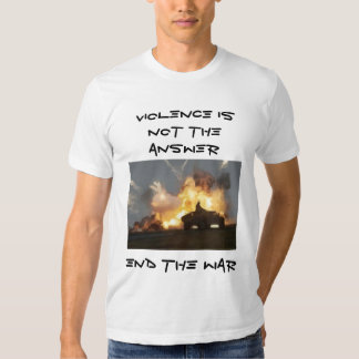 End the War - End it Now! T-shirt