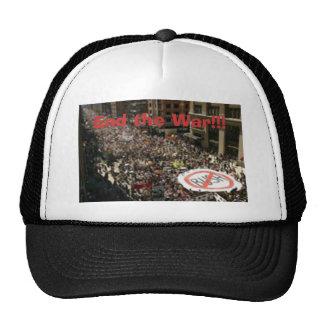 End the War Trucker Hats