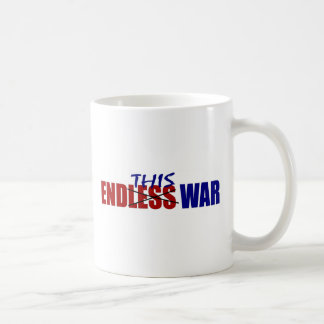 End This War Mug