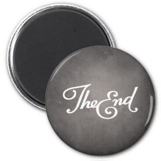 End Title Card magnet