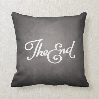 End Title Throw Cushions