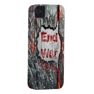 End War Case-Mate iPhone 4 Cases