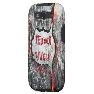 End War Samsung Galaxy S3 Covers