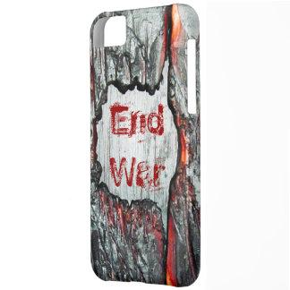 End War iPhone 5C Case