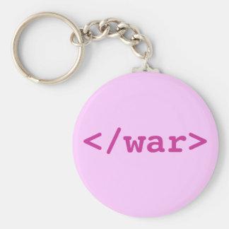 End War Keychain
