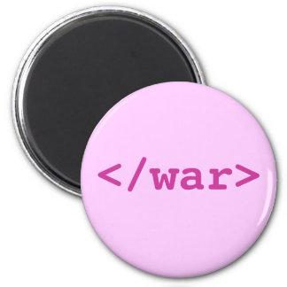 End War Magnet