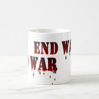 END WAR MUGS
