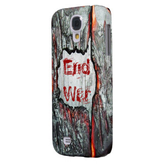 End War Samsung Galaxy S4 Covers