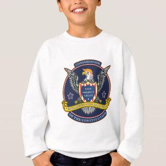 Endanger the Bald Ego Sweatshirt