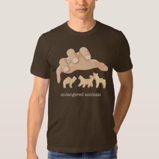 Endangered Animals T Shirt