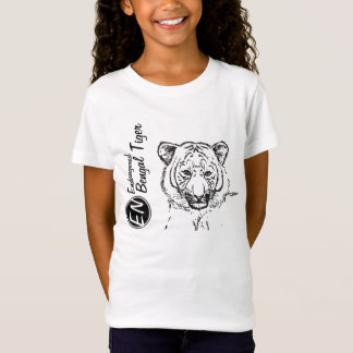 Endangered | Bengal Tiger | Kid's Tee