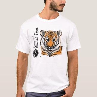 Endangered | Bengal Tiger | Men's Tee