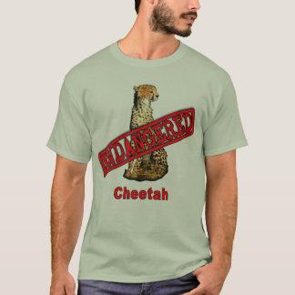 Endangered Cheetah Products T-Shirt