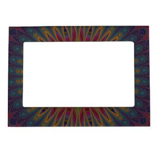 Endangered star magnetic picture frame