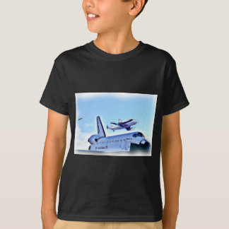 Endeavour 2012,California_ T-Shirt