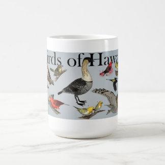 Endemic Birds of Hawai'i Coffee Mug